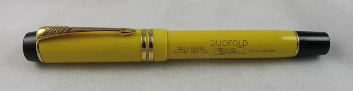 Parker Limited Edition Cloisonne - Mandarin Yellow (SOL 110)