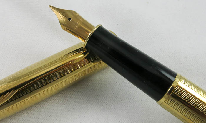Cascade Gold Parker Sonnet (Pen 2041)