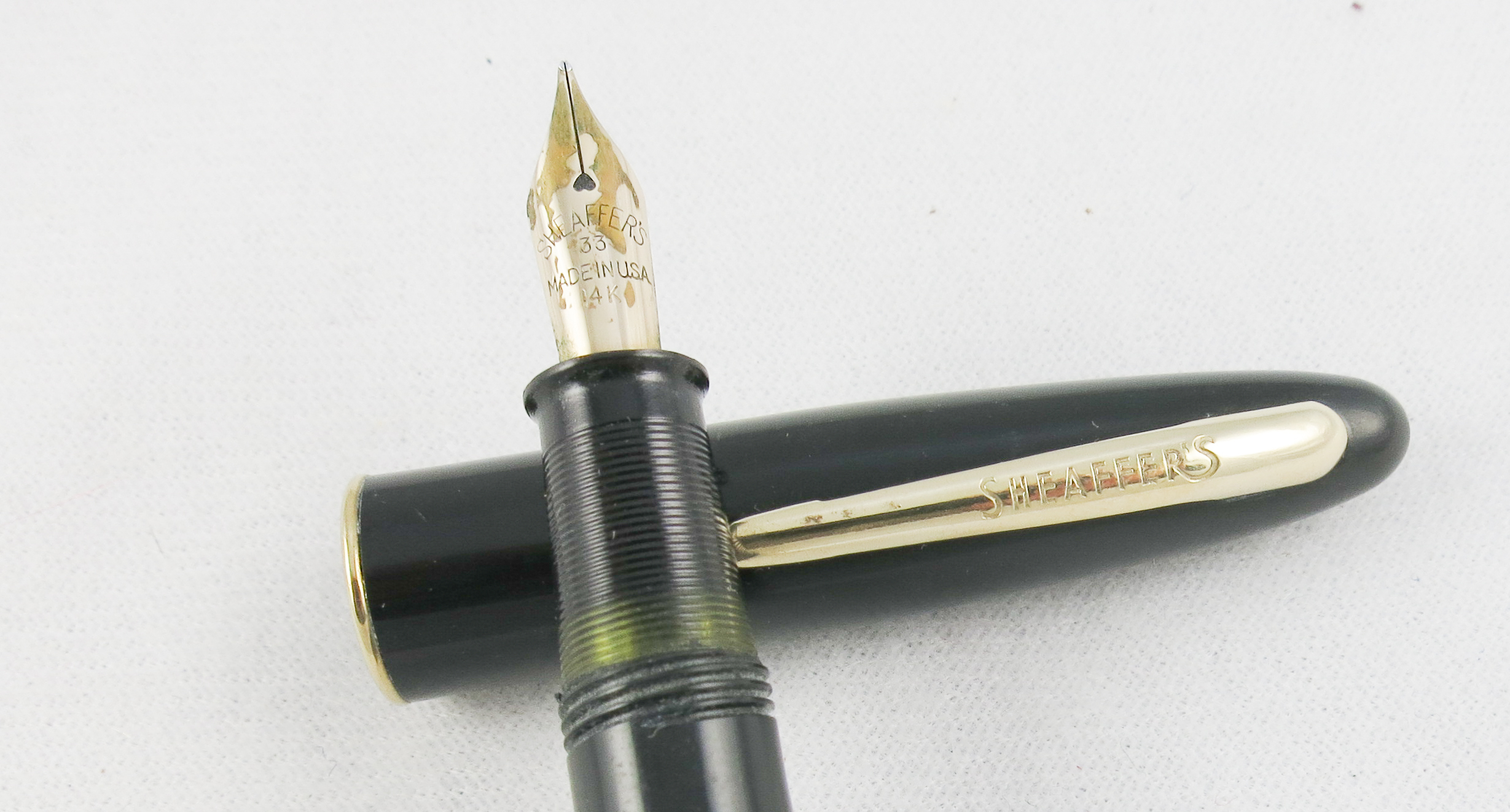 Sheaffer Craftsman Touchdown (Pen 2176)