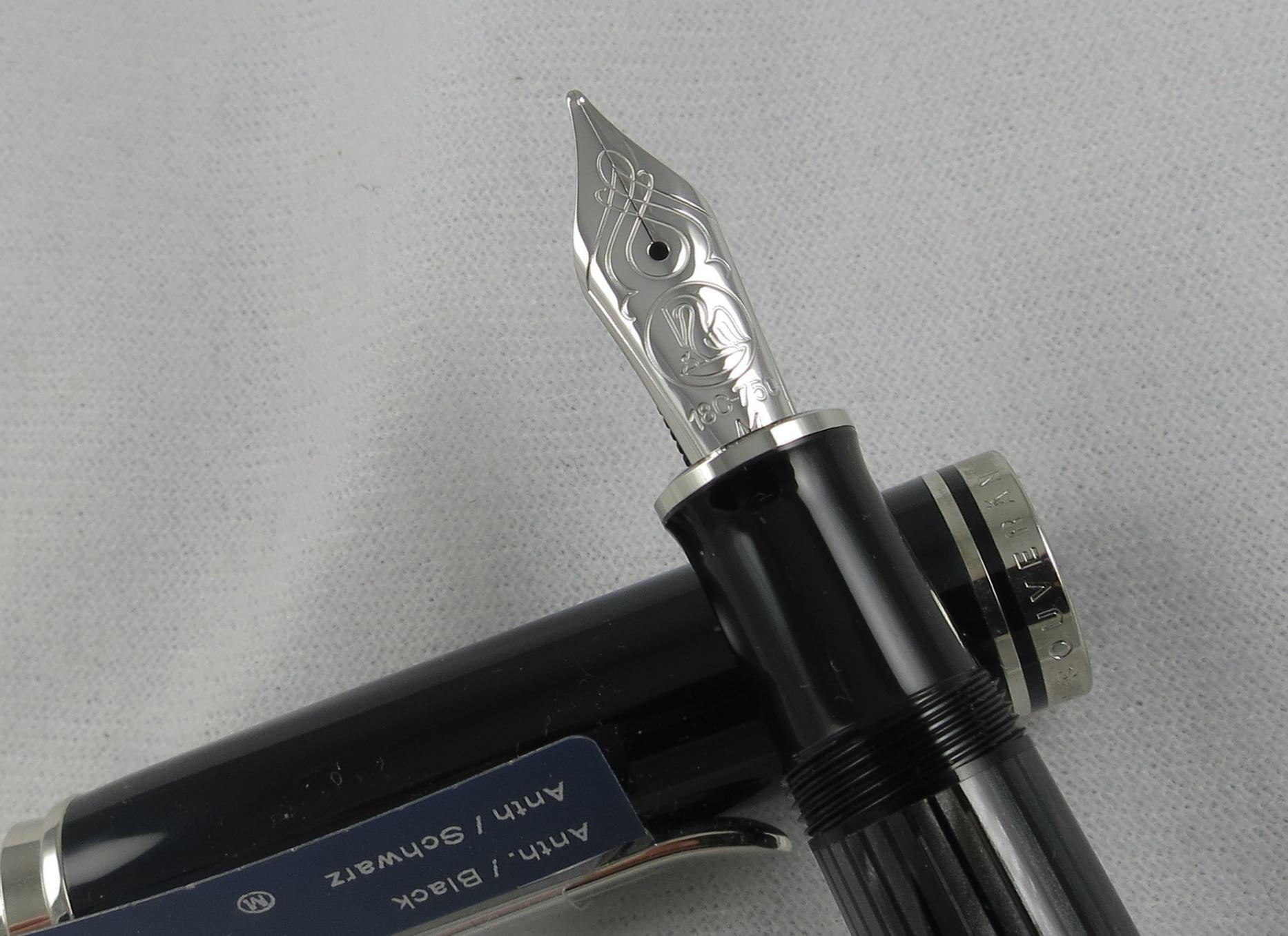 Pelikan M805 Anthracite Stresemann (Pen 2204)
