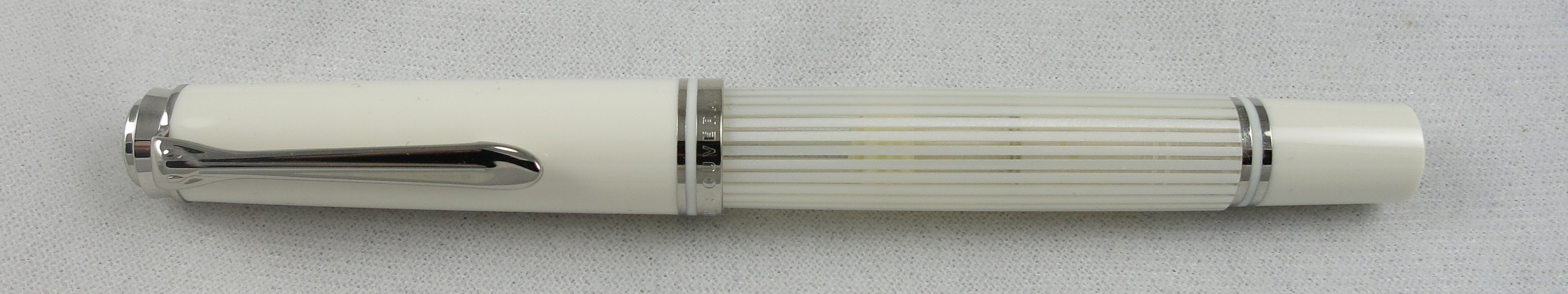 Pelikan Souveran M605 White Transparent (Pen 2212)