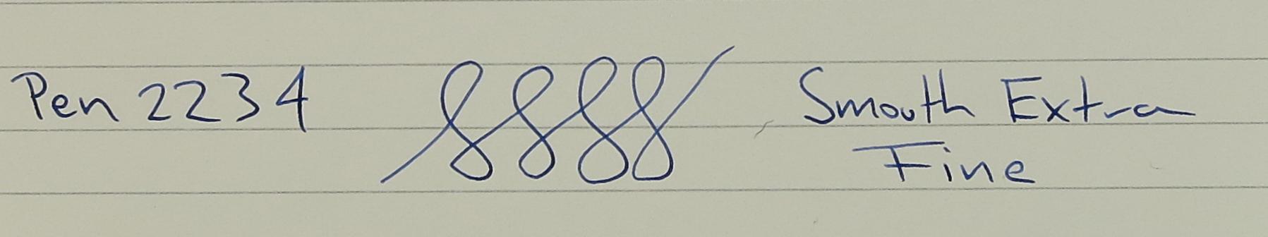 Large Sheaffer Balance - Black (Pen 2234)