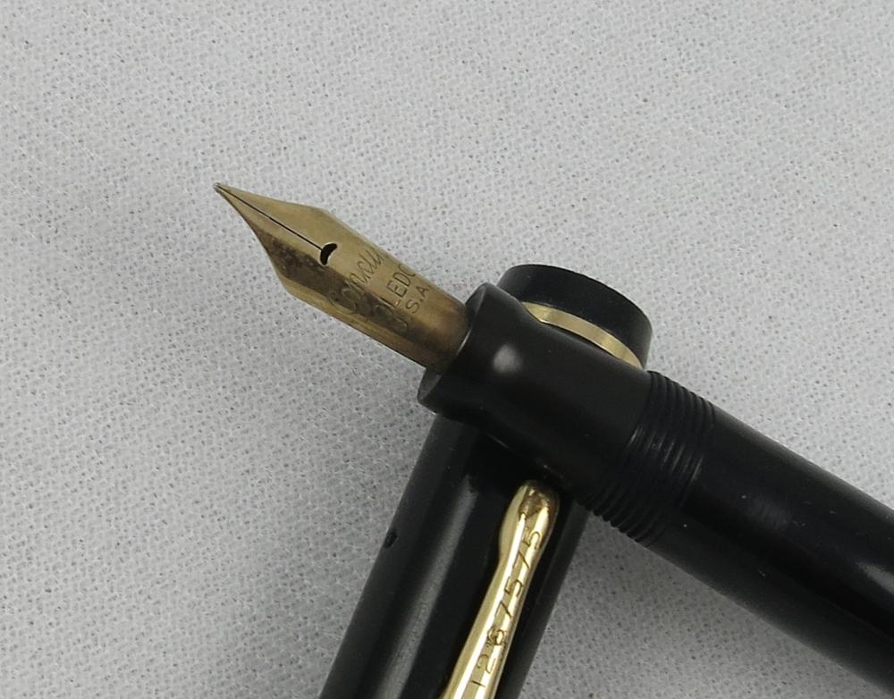 Conklin Symetrik - Black - Fine FLEX (Pen 2266)
