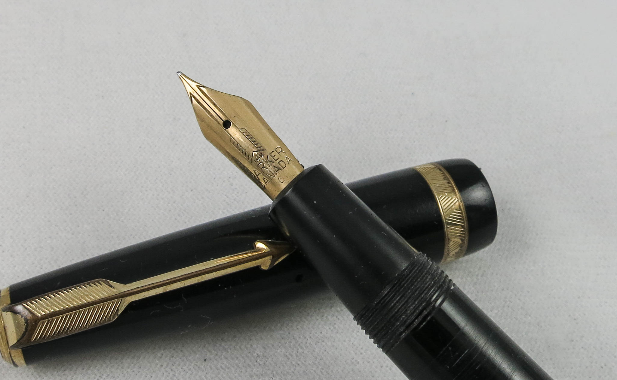 English Parker Duofold Maxima (SB475) - PRICE REDUCED