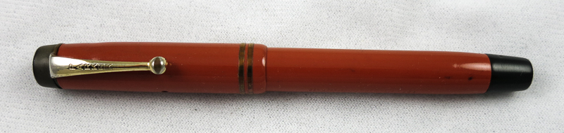 Parker Duofold Junior Streamlined - Danish nib (SB536)