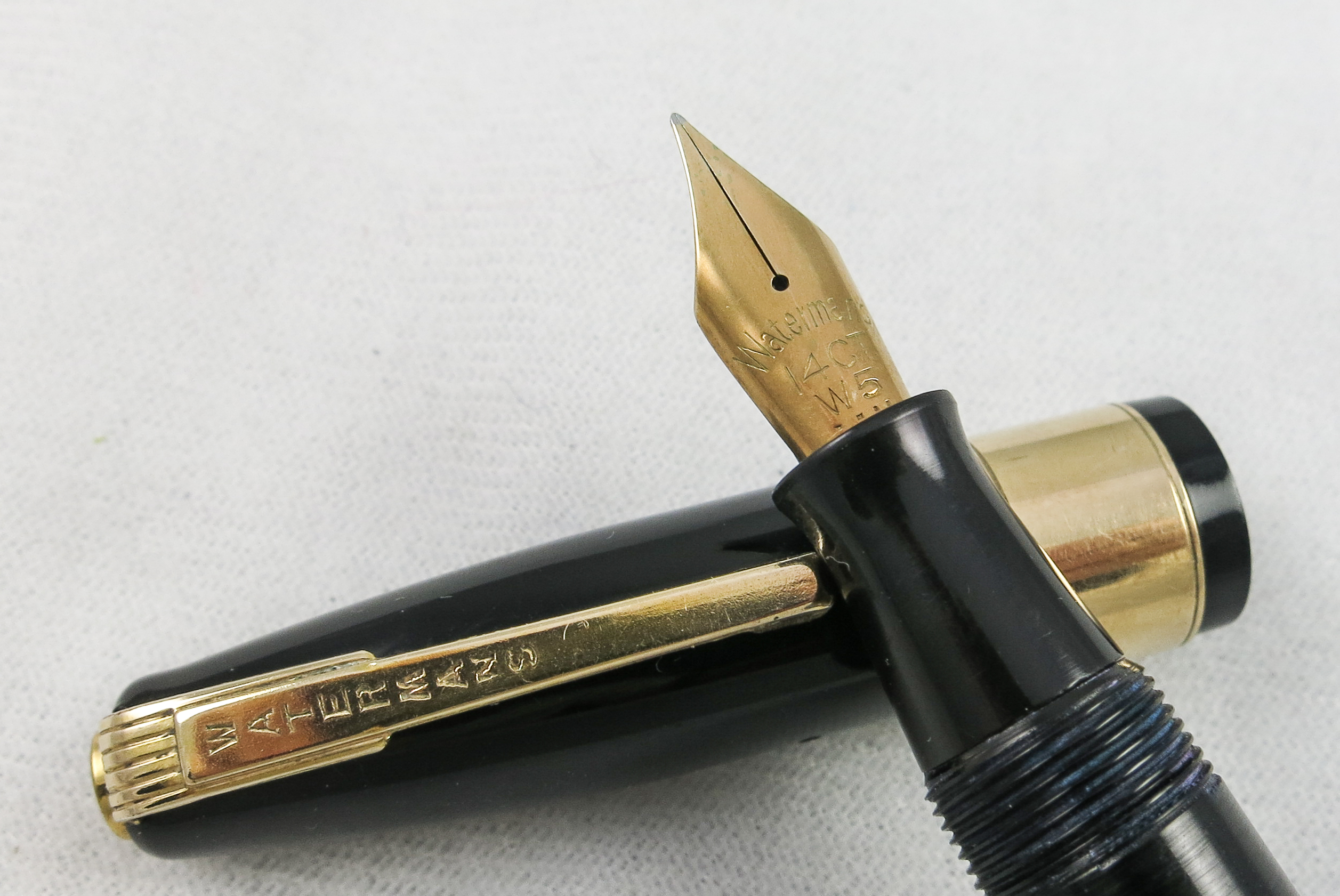 English Waterman 515 - Black (SB 573)