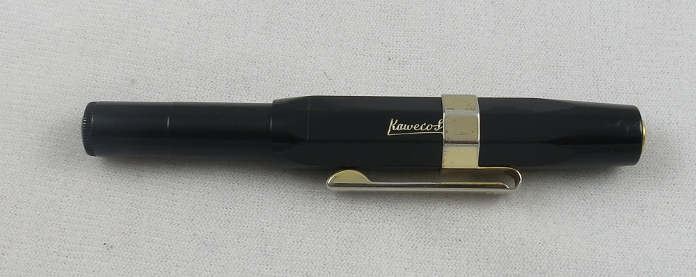 Kaweco Sport with Clip - Black (SB 617) [Note in the Text]